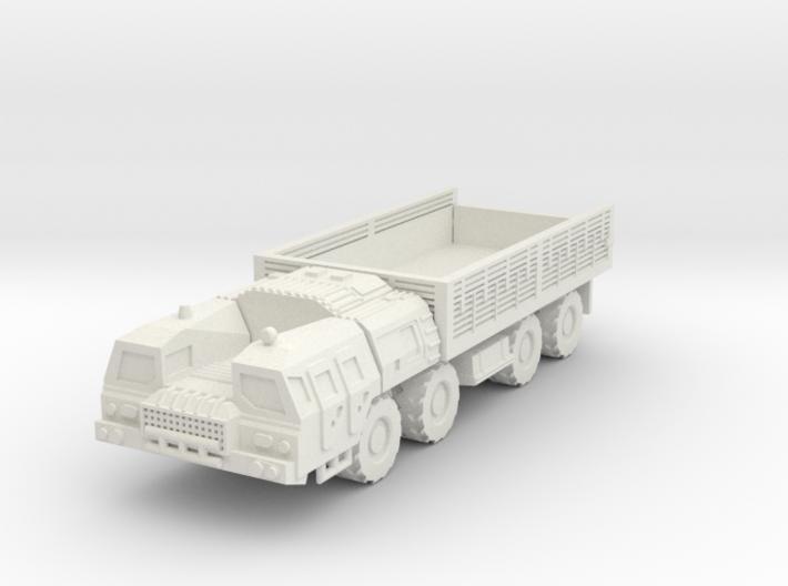 MG144-R12 MAZ-7310 Uragan 3d printed
