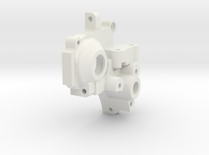 JB Carbon Serpent SRX-2 MM 3 Gear Right Side 3d printed