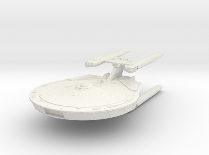 Constellation Class 3d printed