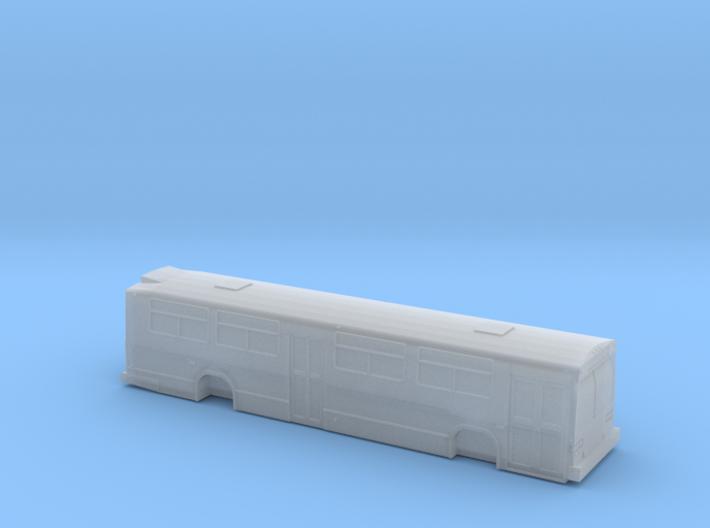 1/200 scale GM/MCI/nova classic bus 2 door 3d printed