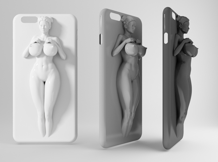 IPhone6 Plus Case Sexy Girl 002 3d printed