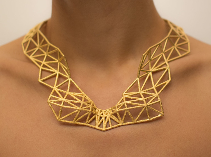 Made On You - Necklace 3d printed