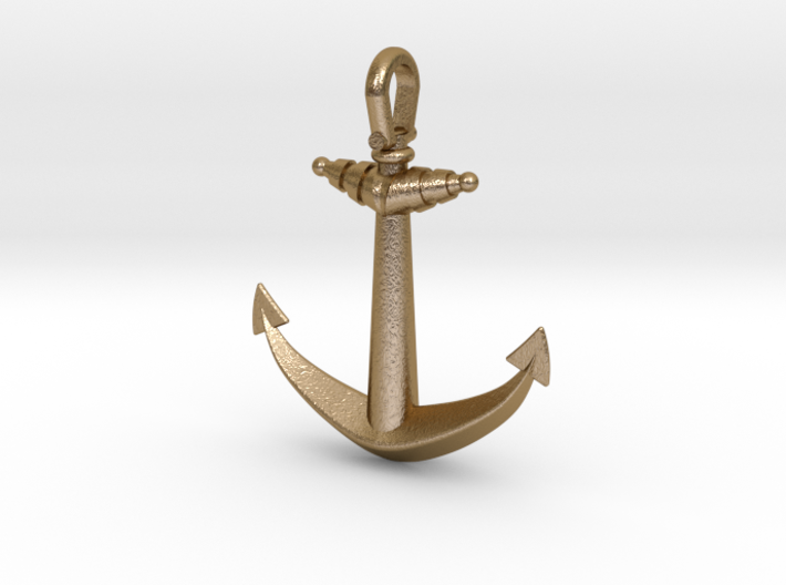 Anchor V2 (Big) 3d printed