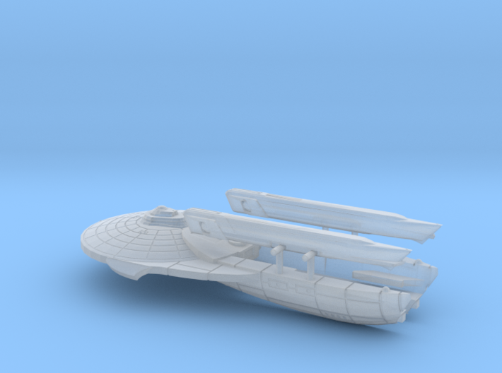4100 Thufir Destroyer 3d printed