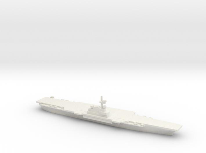 Verdun-class Aircraft Carrier (PA58), 1/3000 3d printed
