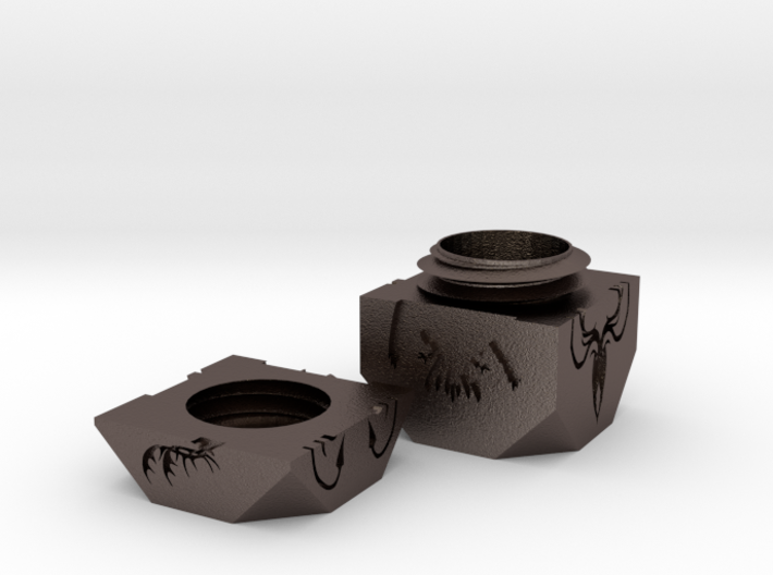 Game of Thrones Dice Holder 3d printed