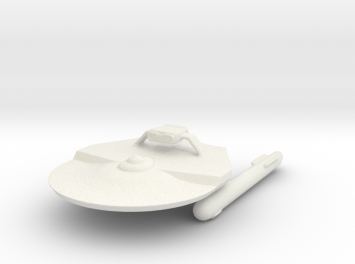 USS Madrid 3d printed