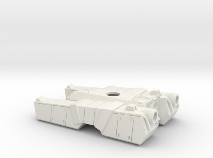 Centaur A3 40k Scale 3d printed