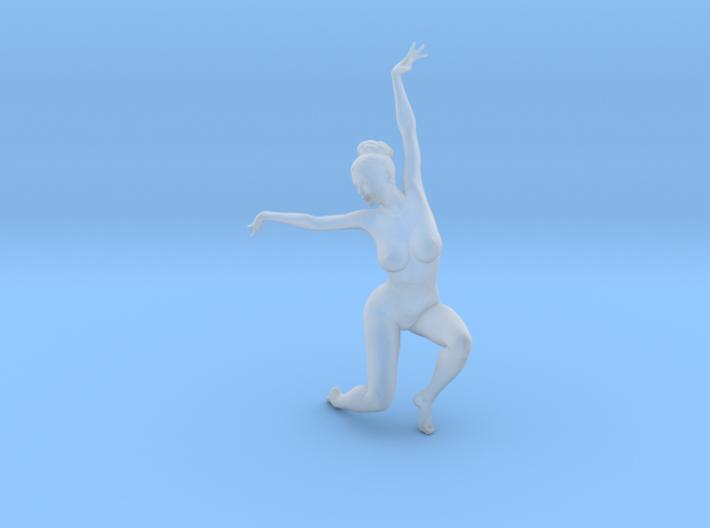 1/32 Nude Dancers 005 3d printed