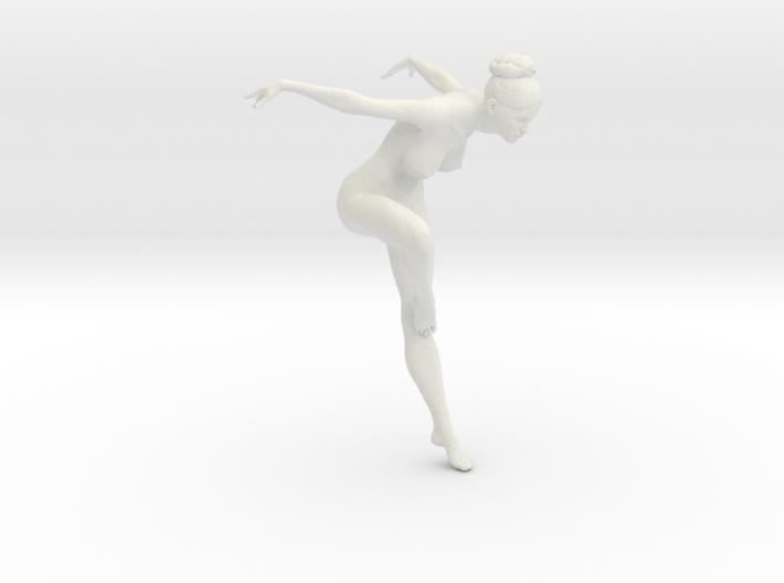 1/18 Nude Dancers 010 3d printed