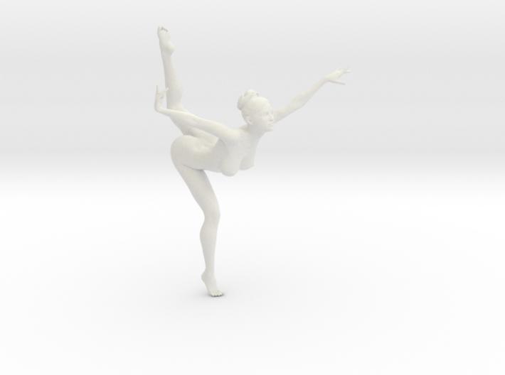1/18 Nude Dancers 015 3d printed