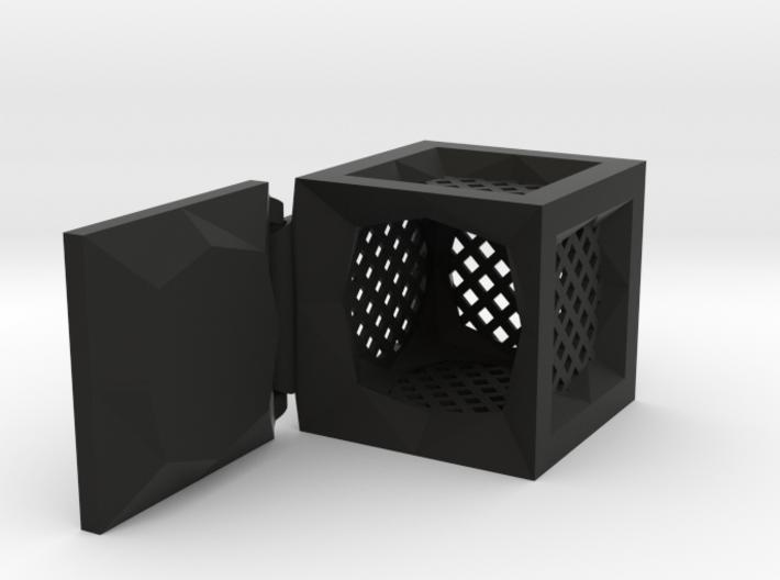Hinged Box (Anguled) 3d printed