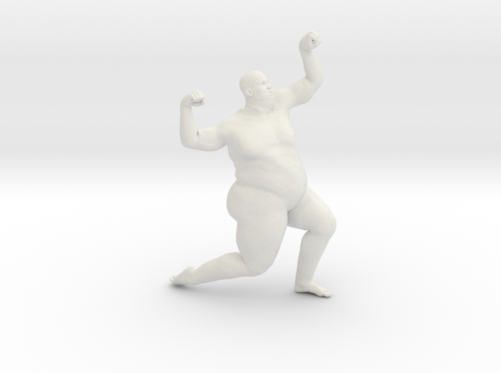 1/20 Fat Man 010 3d printed