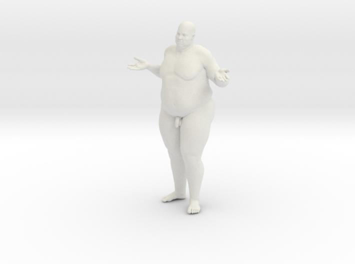 1/20 Fat Man 013 3d printed
