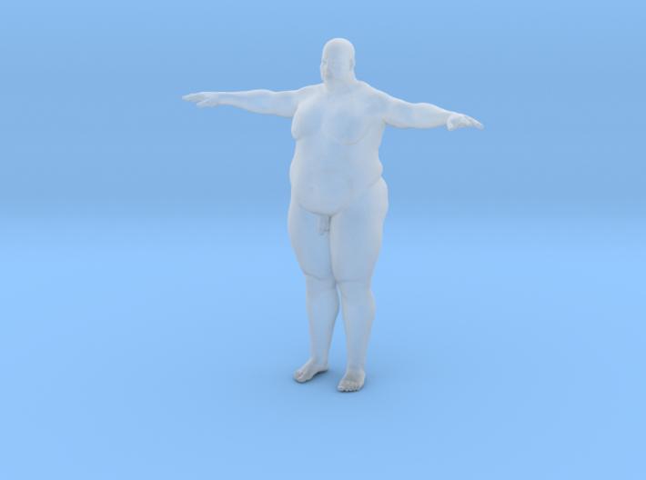 1/32 Fat Man 001 3d printed
