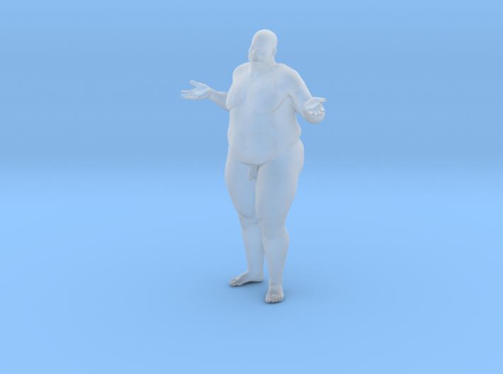 1/32 Fat Man 013 3d printed
