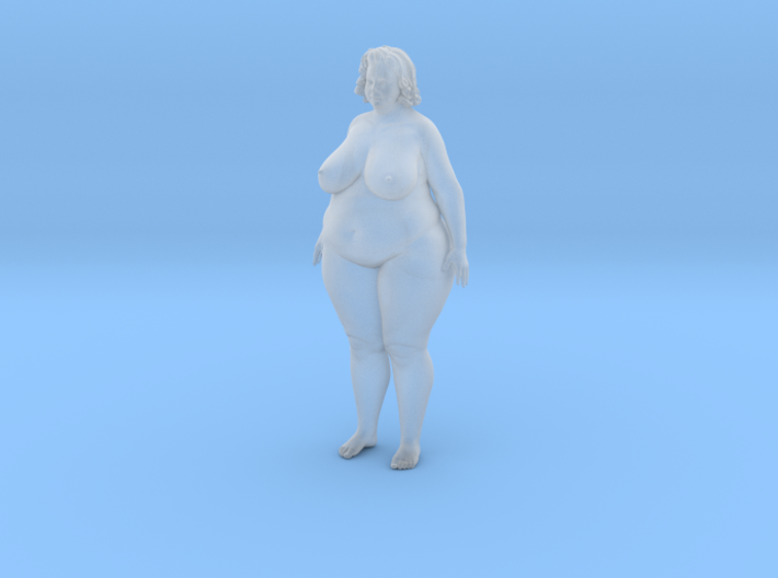 1/32 Fat Woman 001 3d printed