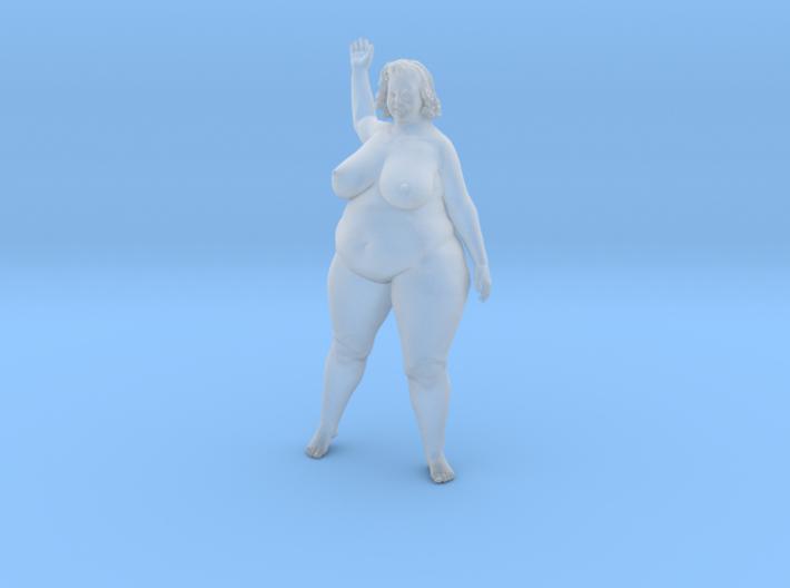 1/32 Fat Woman 004 3d printed