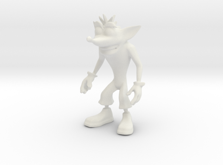 Crash Twinsanity - WSF 104mm 3d printed