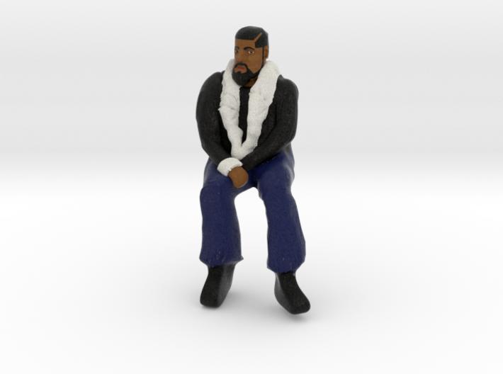 Smallest Drake Views 3d printed