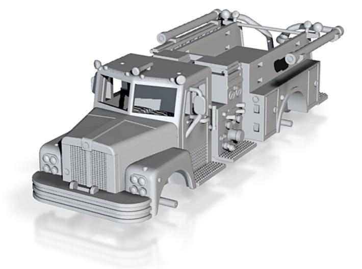 Maxim2.stl (1) Fire Truck 3d printed