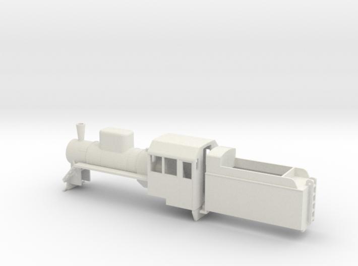 B-76-c2-loco-plus-tender-1a 3d printed