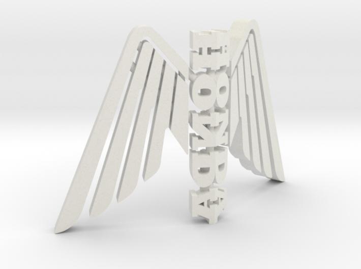 Honda Statuette Logo Sculpture 3d printed