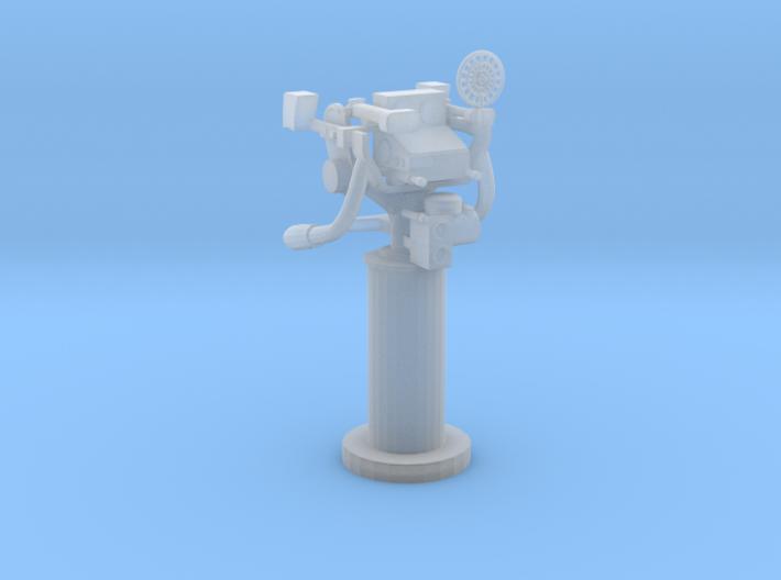 1/48 USN MK 51 Director 3d printed