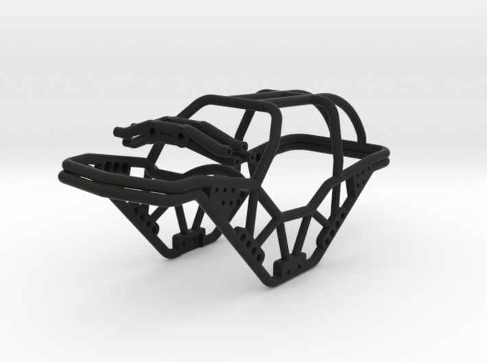 TMC Tuber Chassis 3d printed