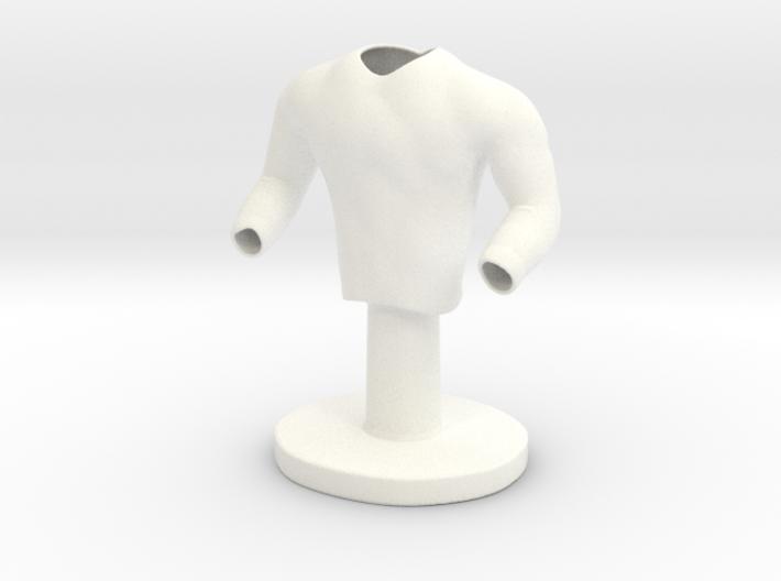 Sport Shirt 3d printed