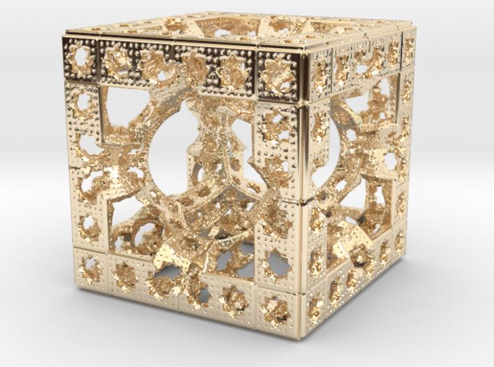 Hyper Solomon cube 3d printed