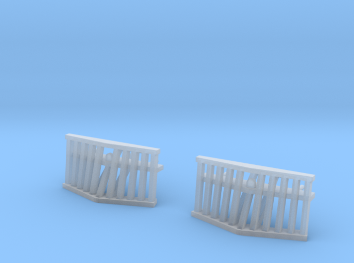 N Scale Galloping Goose Replacment Pilots (1:160) 3d printed