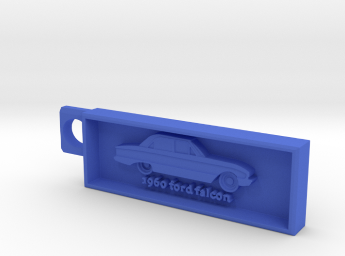 1960 Ford Falcon 3d printed