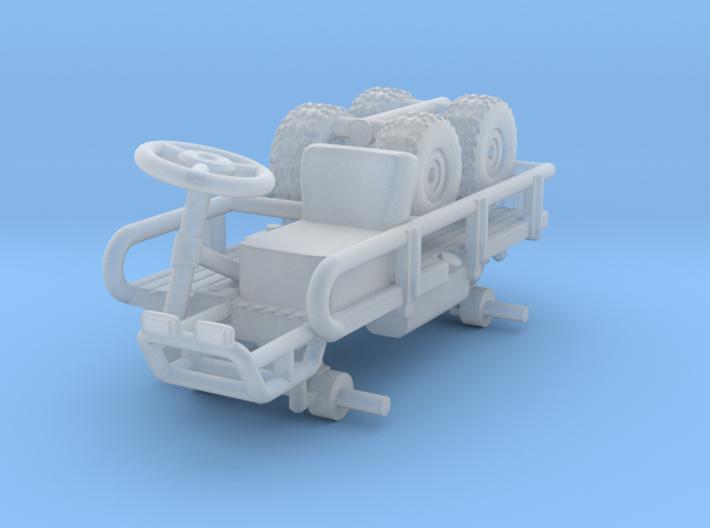 1/87 Scale M-140 Little Helper 3d printed