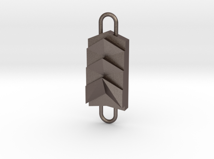 Double KeyChain 3d printed