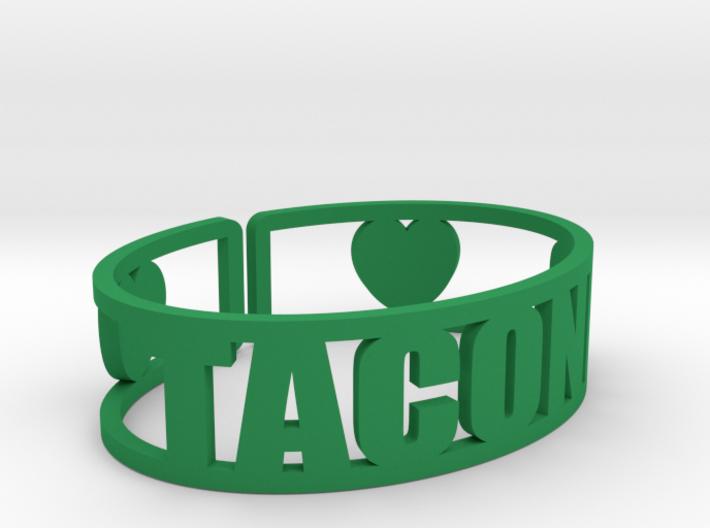 Taconic Cuff 3d printed