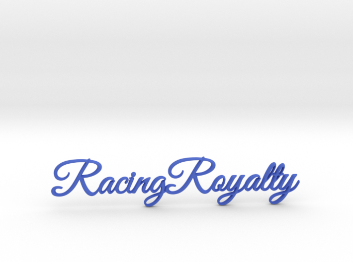 Racing Royalty 2 3d printed