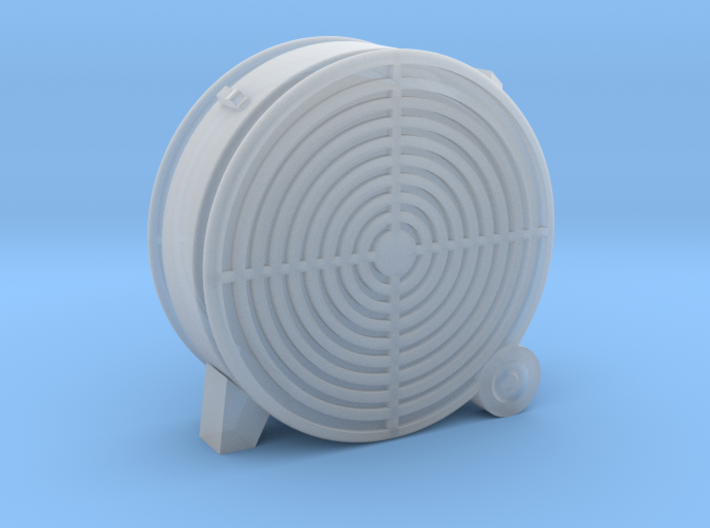 BARN FAN PORTABLE 3d printed