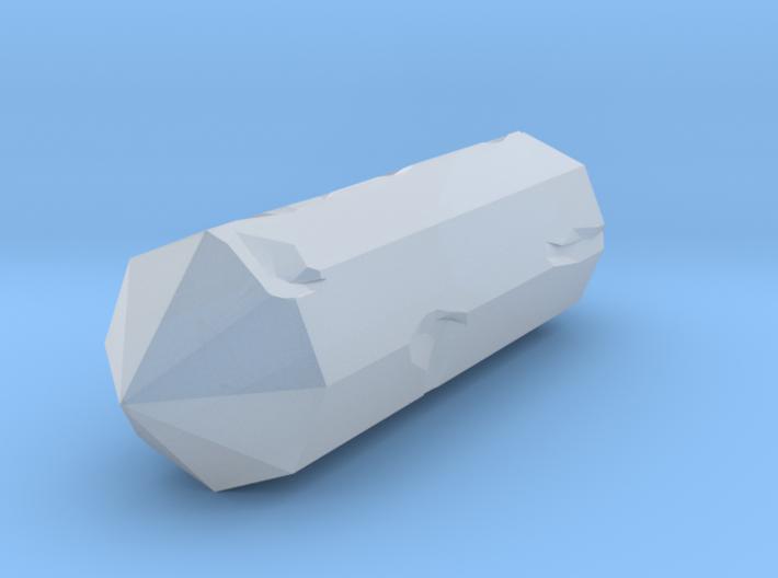 Broken Crystal 3d printed