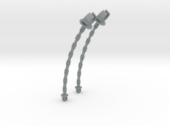 Snakemountainchain 3d printed