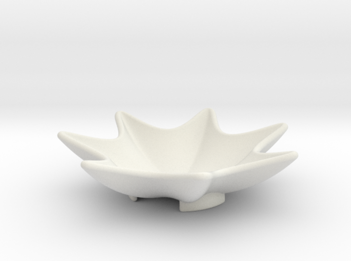 Key Dish 3d printed