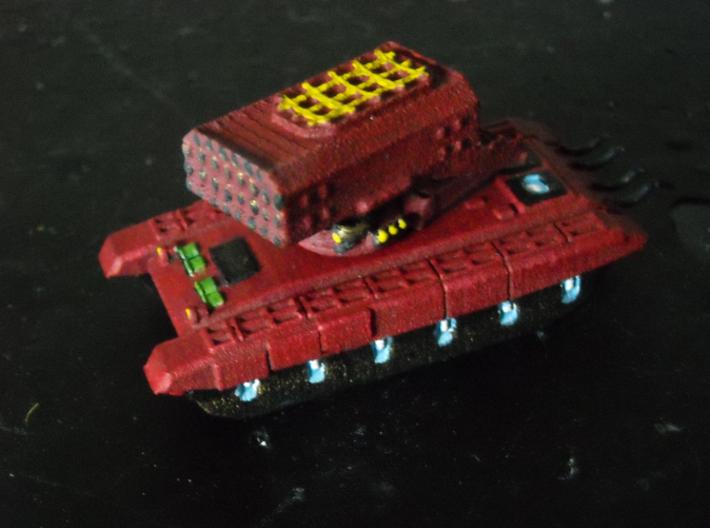 MG144-SV010 TOS10 Kresnik Grav Rocket Tank 3d printed