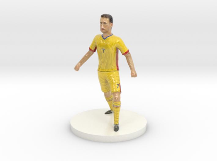 Romanian Football Player 3d printed