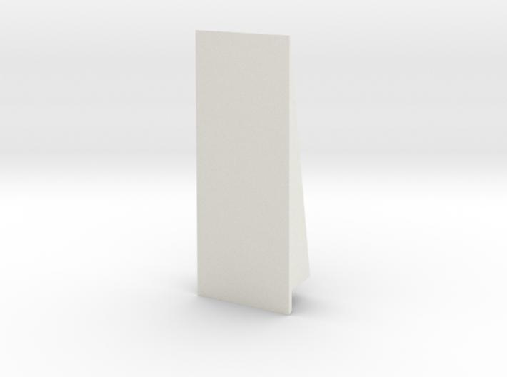 Hodor Doorstop 3d printed