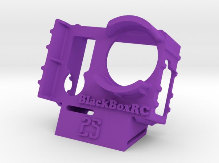 ExoPro GoPro 3 & 4 WEDGE Case (25deg) 3d printed