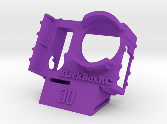 ExoPro GoPro 3 & 4 WEDGE Case (30) 3d printed