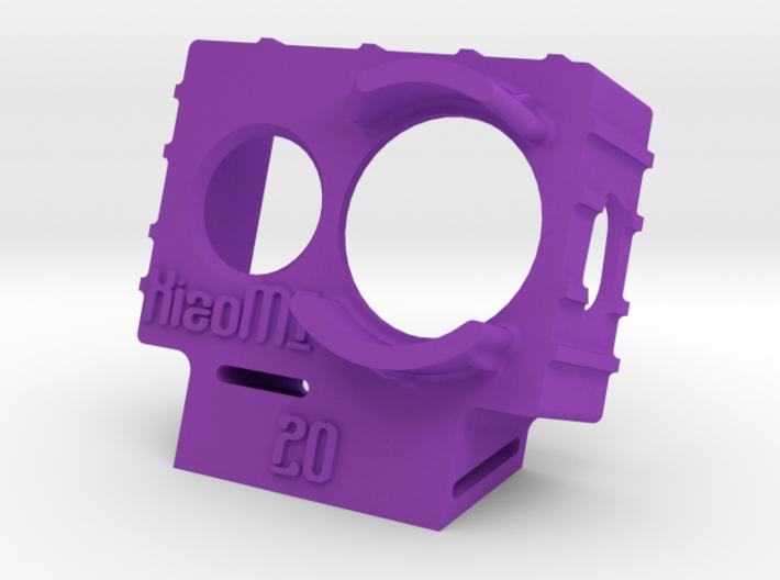 XiaoMI Yi Wedge Case (20deg) 3d printed