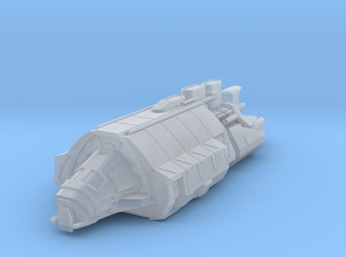 Menos' Ship Attack Wing 3d printed