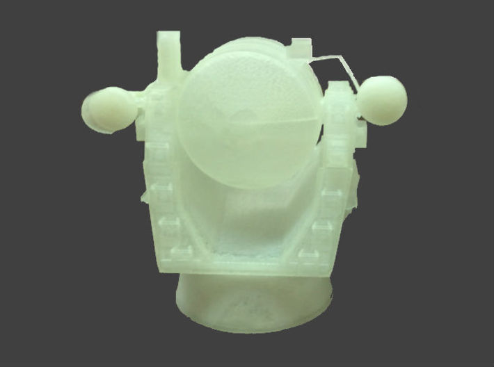 1/96 US Navy AN SPG 55B Fire Control 3d printed
