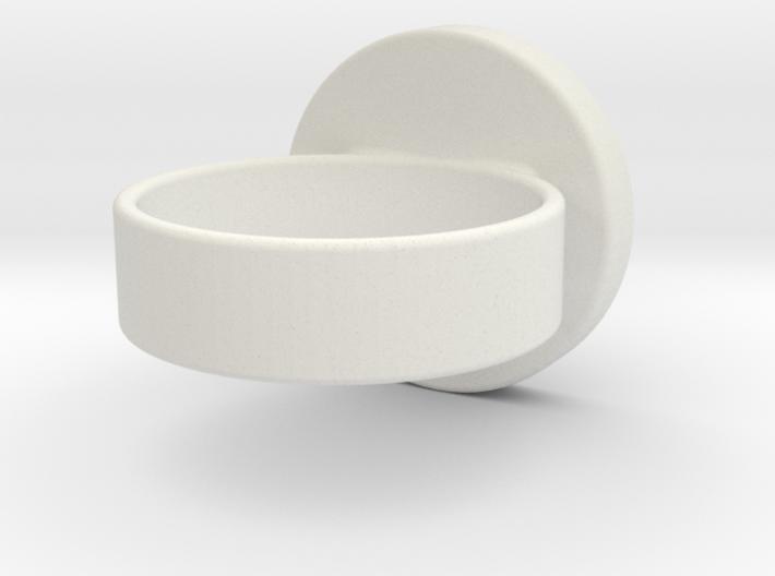Zelda OoT Fire Ring 3d printed